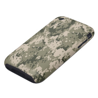 Military Camouflage Tough iPhone 3 Cover