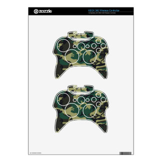 Military Camouflage XBOX Wireless Control Skin