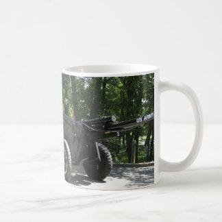 Military Cannon Coffee Mugs