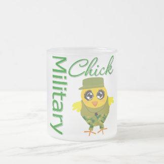 Military Chick Coffee Mugs