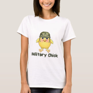 Military Chick T-Shirt