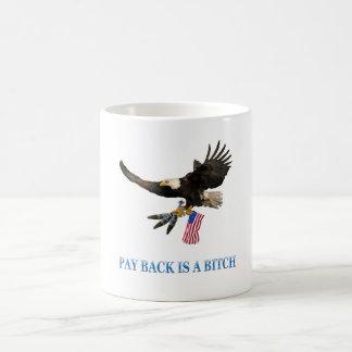Military coffee mug