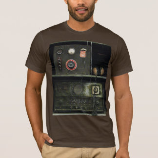 Military Comms Vintage Radio Equipment T-Shirt