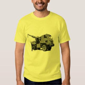 Military crane Army T-shirt