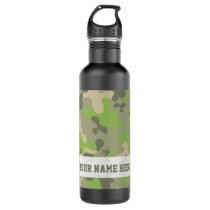 Military Customizable Water Bottle