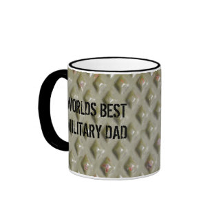 MILITARY DAD RINGER COFFEE MUG
