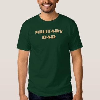 Military dad shirt