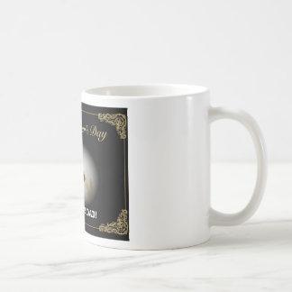 MILITARY DADS CLASSIC WHITE COFFEE MUG