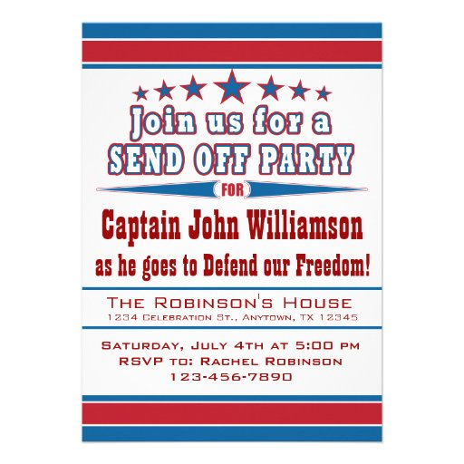 Military Retirement Party Invitations was luxury invitation template