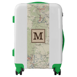 Military depts Wash, Penn, Anna, NE Va | Monogram Luggage