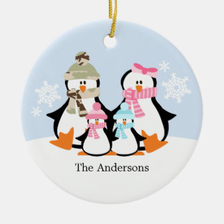 Military Family Christmas Ornaments