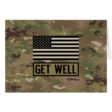 Military - Get Well