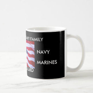 MILITARY GIFTS COLLECTION CLASSIC WHITE COFFEE MUG