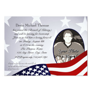 Going Away Party Invitations Zazzle