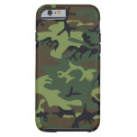 Military Green Camouflage iPhone 6 Case