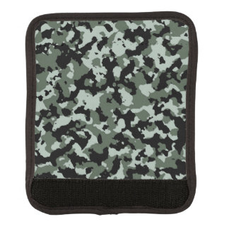 Military Green Camouflage Pattern Handle Wrap