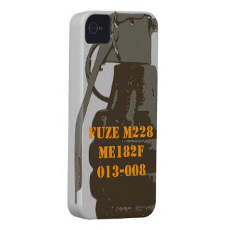 Military Grenade iPhone 4 Case