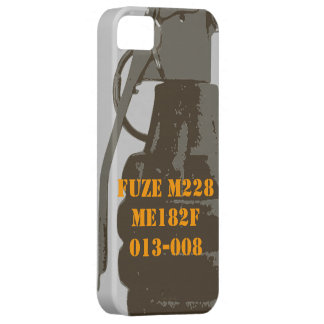 Military Grenade iPhone 5 Case