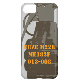 Military Grenade iPhone 5C Covers