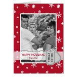 Military Happy Holidays Photo Card