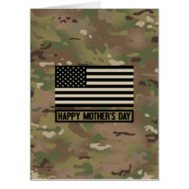 Military - Happy Mother's Day Card
