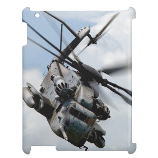 Military helicopter iPad cases