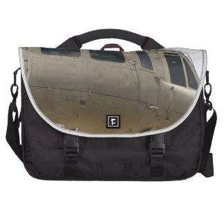 Military Helicopter Laptop Commuter Bag