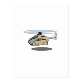MILITARY HELICOPTER POST CARDS