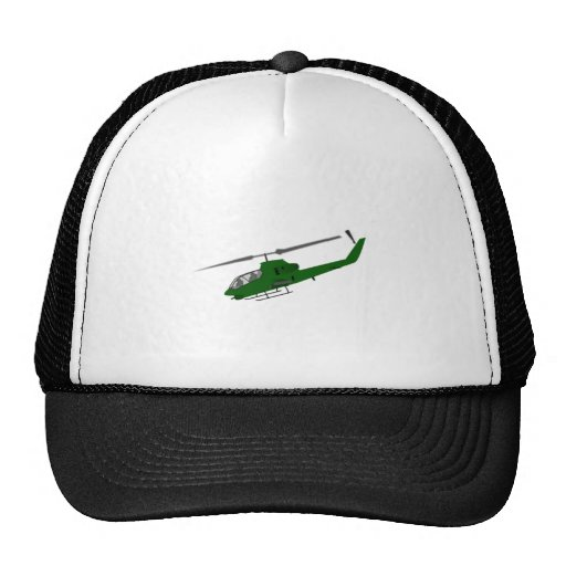 Military Helicopter Trucker Hat