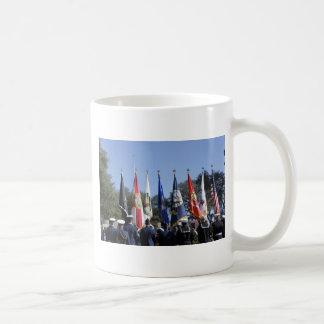 Military Honor Coffee Mugs