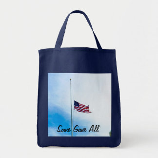 Military Honors Veteran Hero Tote Bags
