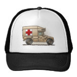 Military Hummer Ambulance Hat