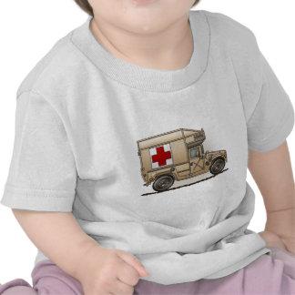 Military Hummer Ambulance Infant T-Shirt