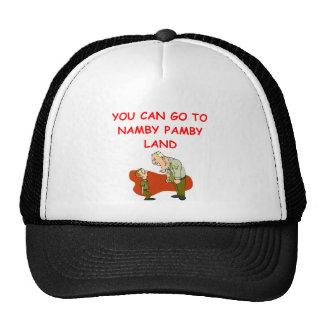 military humor trucker hat