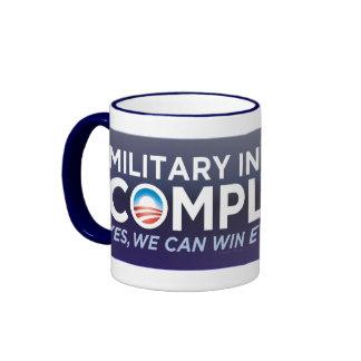 Military Industrial Complex Mug