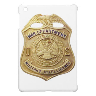 Military Intelligence Cover For The iPad Mini