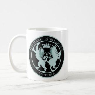 Military Intelligence section 6 Coffee Mug