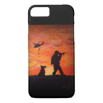 Military iPhone 8/7 Case