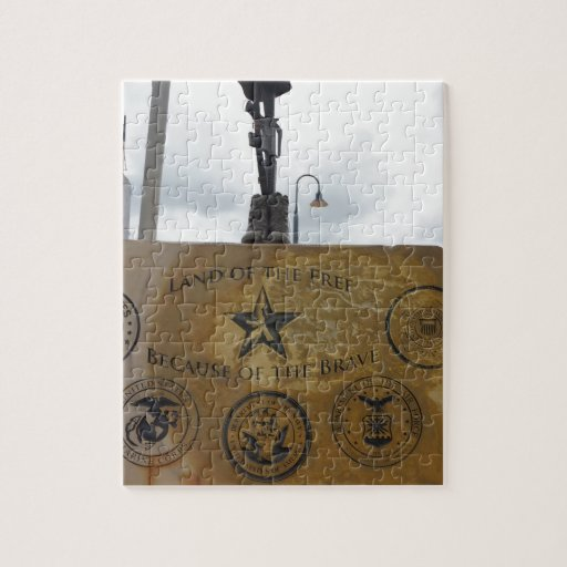 Military Jigsaw Puzzle