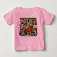 Military K9 Unit Baby T-Shirt