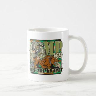 Military K9 Unit Coffee Mug