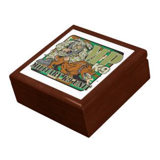Military K9 Unit Gift Box