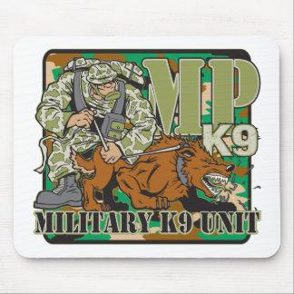 Military K9 Unit Mouse Pad