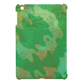 Military like pattern in green iPad mini cover