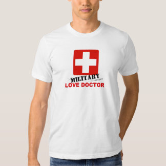 MILITARY LOVE DOCTOR TSHIRTS
