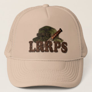 military LRRP LRRPS Recon Snipers Army Rangers Trucker Hat