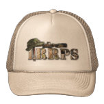 military lrrp lrrps recon snipers rangers marines trucker hat