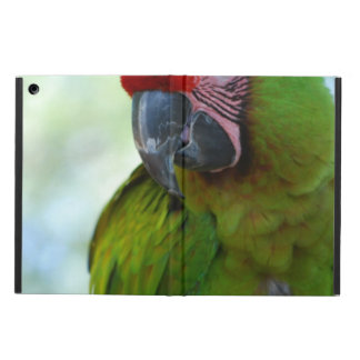 Military Macaw iPad Air Covers
