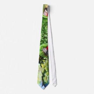 Military Macaw Tie 2