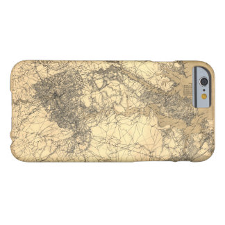 Military Map of South-Eastern Virginia (1864) Barely There iPhone 6 Case